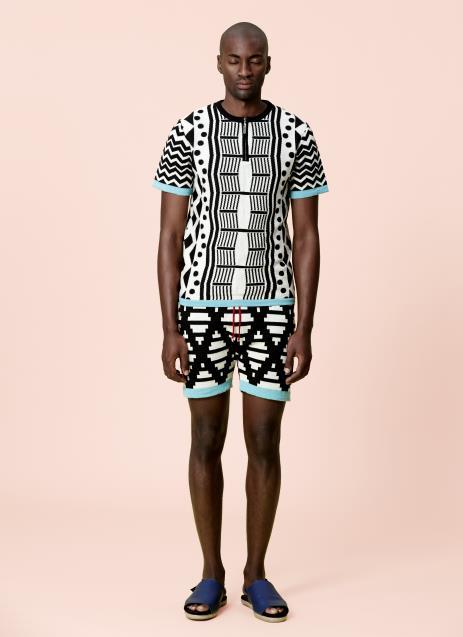 MaXhosa by Laduma is a South African knitwear brand founded in 2010 by Laduma Ngxokolo.