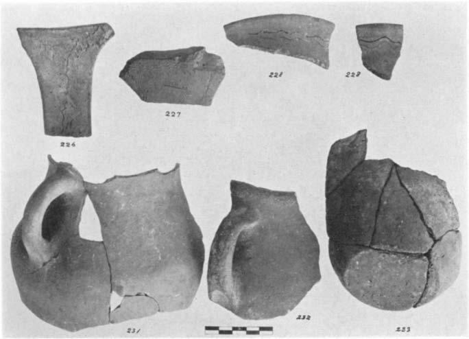 A GEOMETRIC HOUSE AND A PROTO-ATTIC VOTIVE DEPOSIT 599 ~~~~~~~~~~~~2 2v 7 2 227 226_ 226-228. (P 1778-1780) Figs. 65-