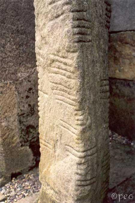 Ogham Writing The Celts