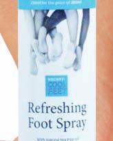 moisturising foot lotion and cracked heel