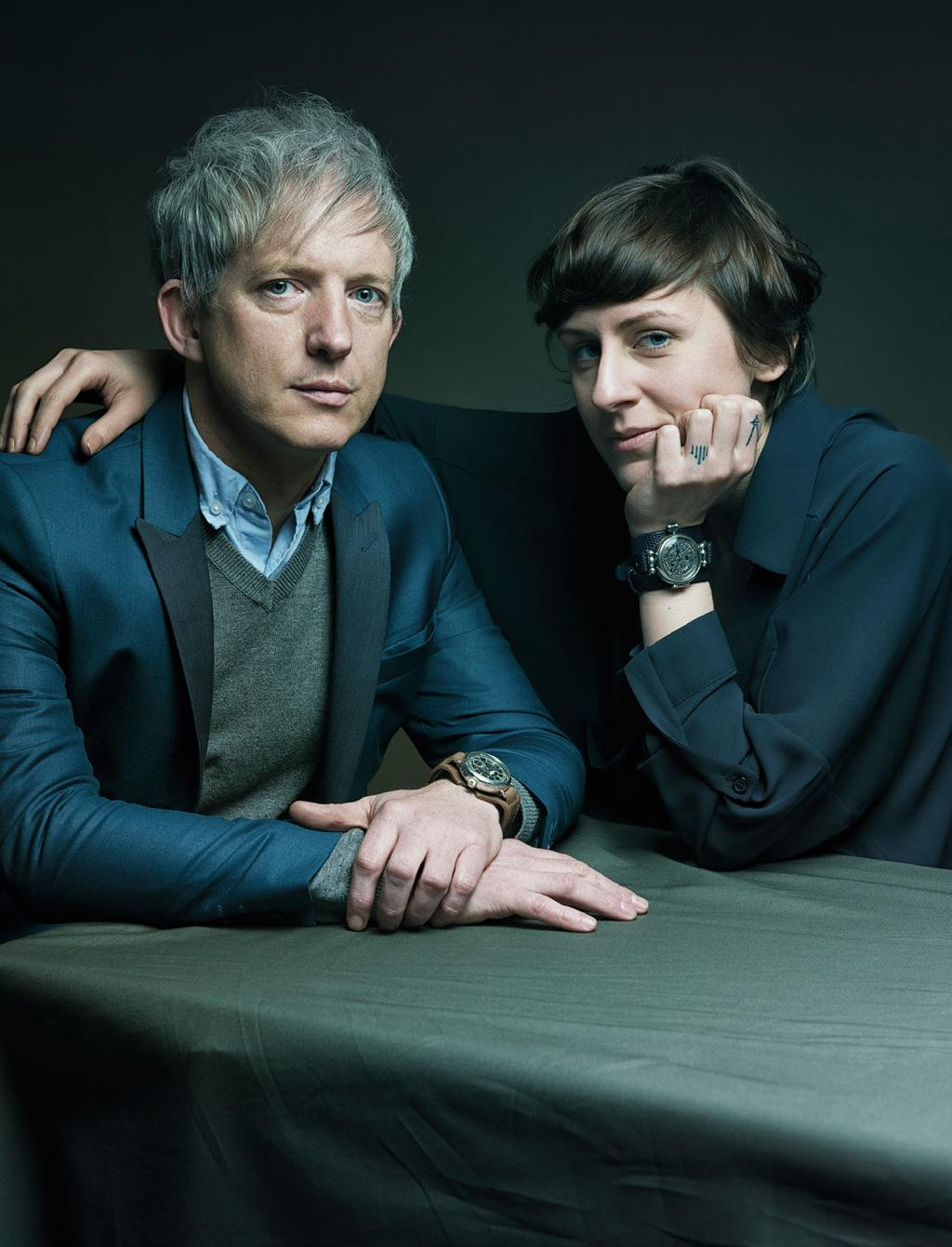 DESIGNER MAKERS Craig & Rebecca Struthers Owners of watchmakers Struthers London Rebecca, congratulations on being named one of Retail Jeweller magazine s top 30 stars of the watch and jewellery