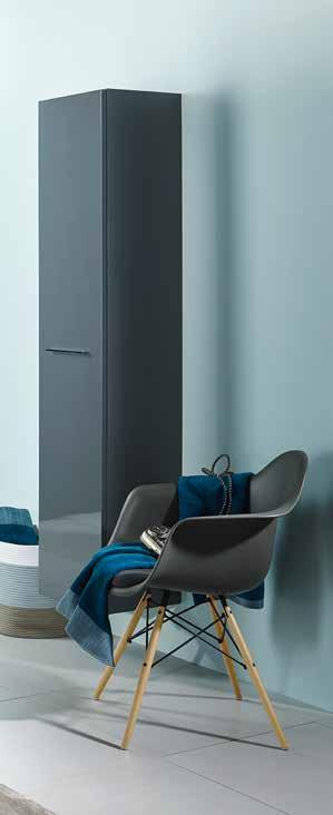 A RICH VARIETY OF TIMELESS DESIGNS A bathroom that unites form and function perfectly: this is Verity Design the modern collection made to the level of quality of Villeroy & Boch.
