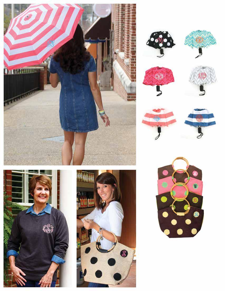 Fashion Fun Umbrellas EU0003-(SPECIFY PATTERN) $29 W Brighten up a rainy day with our new umbrella designs. A rain shower has never been more fun!