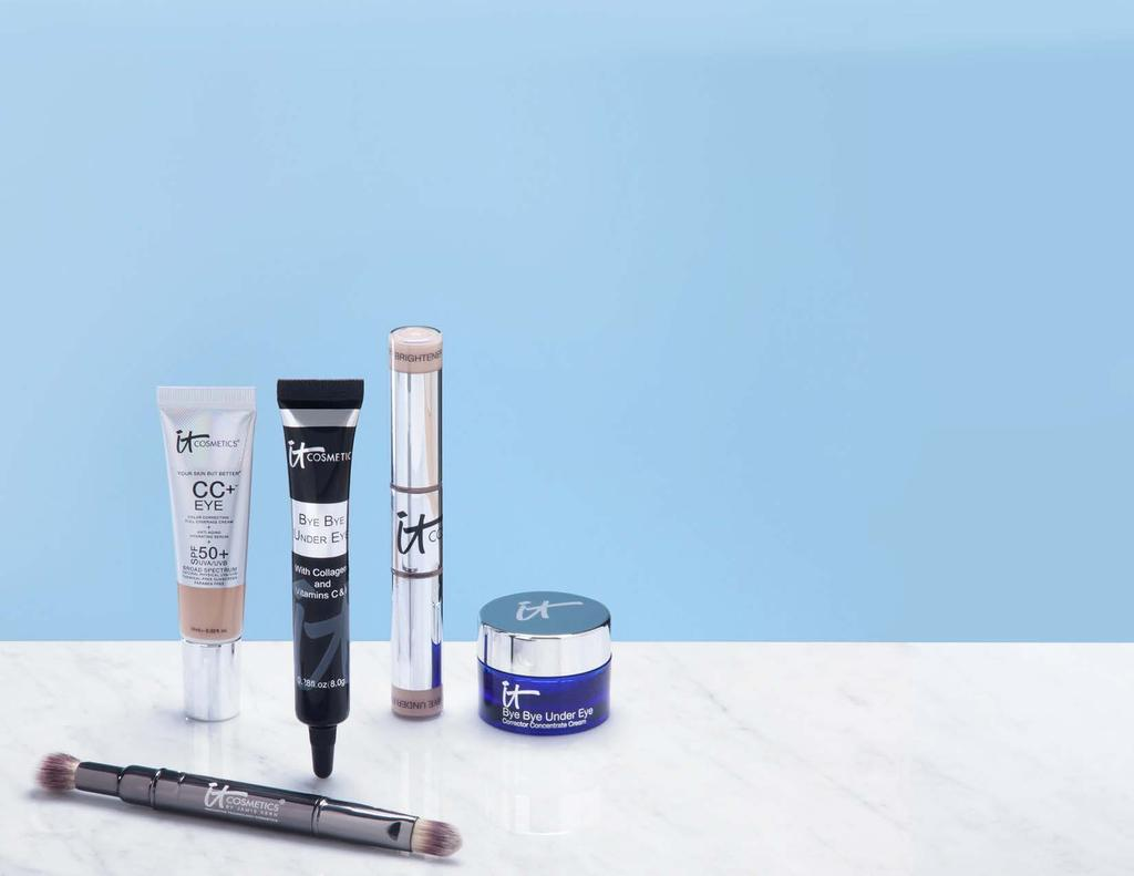 Under Eye Circles Target stubborn under eye darkness with these products designed