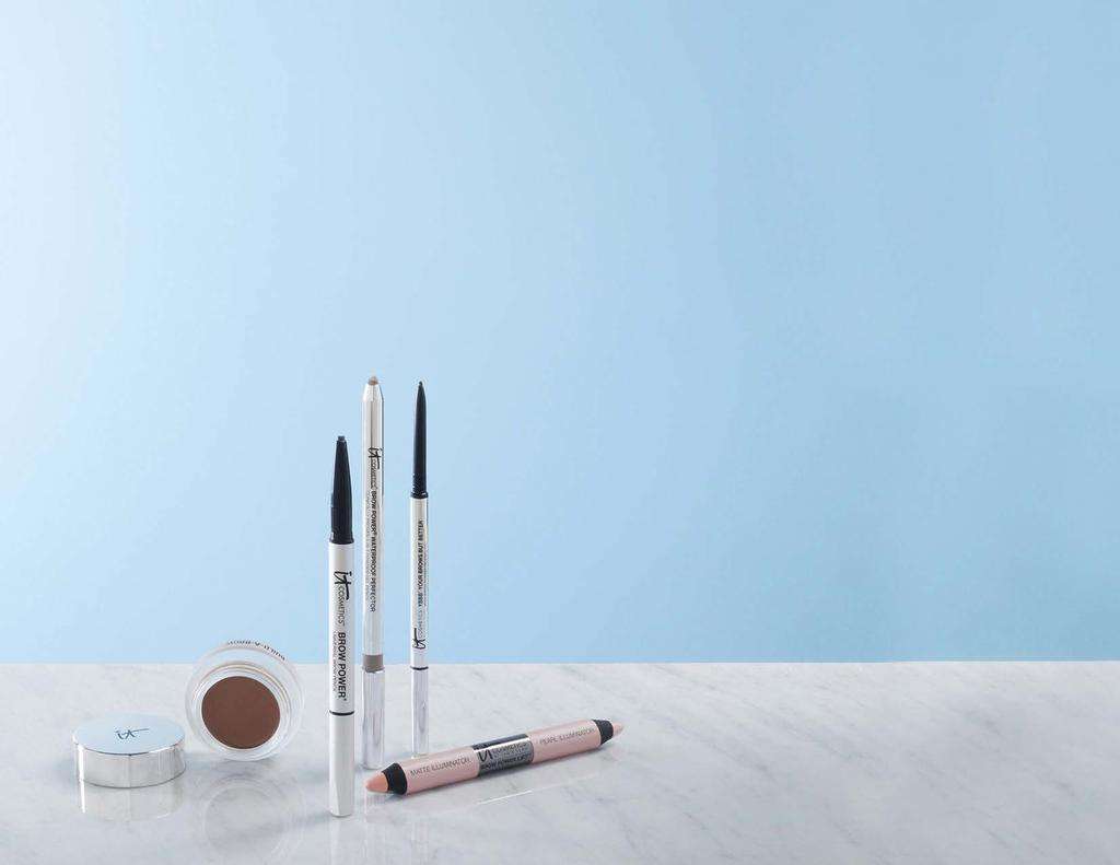 Sparse Brows These life-changing products will give you the look of