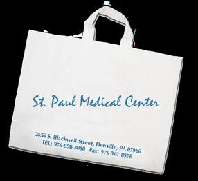 Patient Care Bags Customize Your Bags Inteplast Patient Belonging & Sample bags can be customized with your facility s name, logo, and other important information printed on each bag.