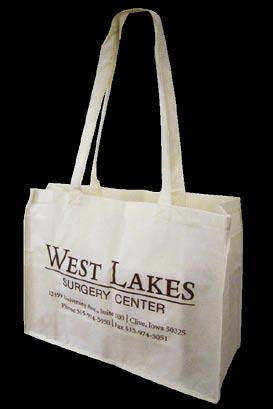 In addition to Non-Woven polymers, we can produce bags from Jute, Bamboo, and even Recycled PET bottles!
