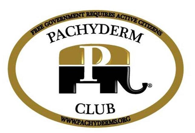 Is it time to retire your old Pachyderm Bumper Sticker?
