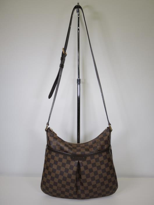 LOUIS VUITTON 2013 Damier Bloomsbury PM Cross-body Bag Retailed for $1270, sold in one day for $799.