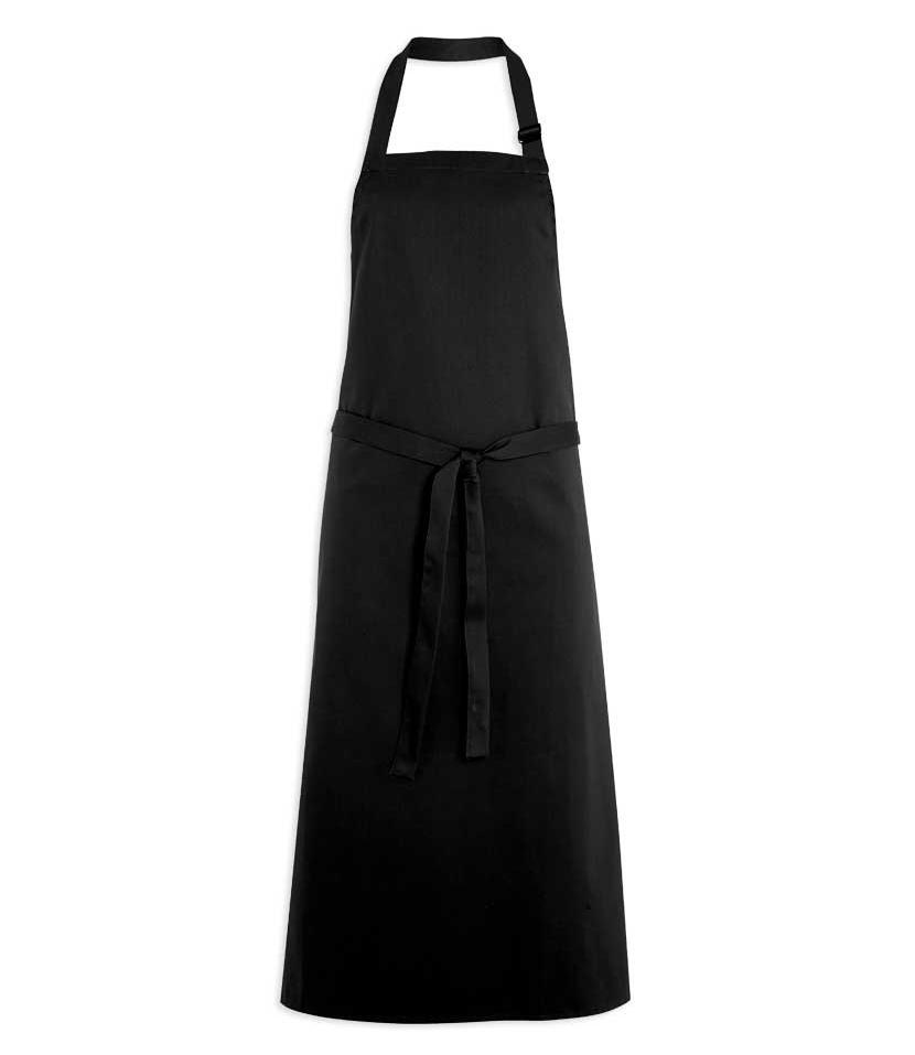 CATERING Unisex (op onal items) CR576 Contrast bib apron