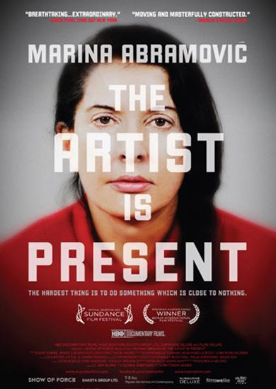 Marina Abramovic: The Artist is Present Directors: Matthew Akers Year: 2012 Time: 104 min You might know this director from: We Are Legion: The Story of the Hacktivists (2012) David Blaine: Real or