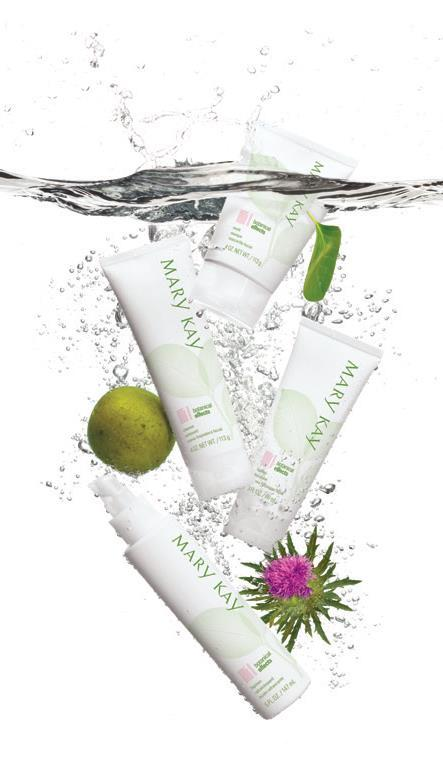 Botanical Effects Skin Care Draws on the power of botanicals to leave skin feeling balanced Helps promote healthy skin with an exclusive botanical complex featured in every
