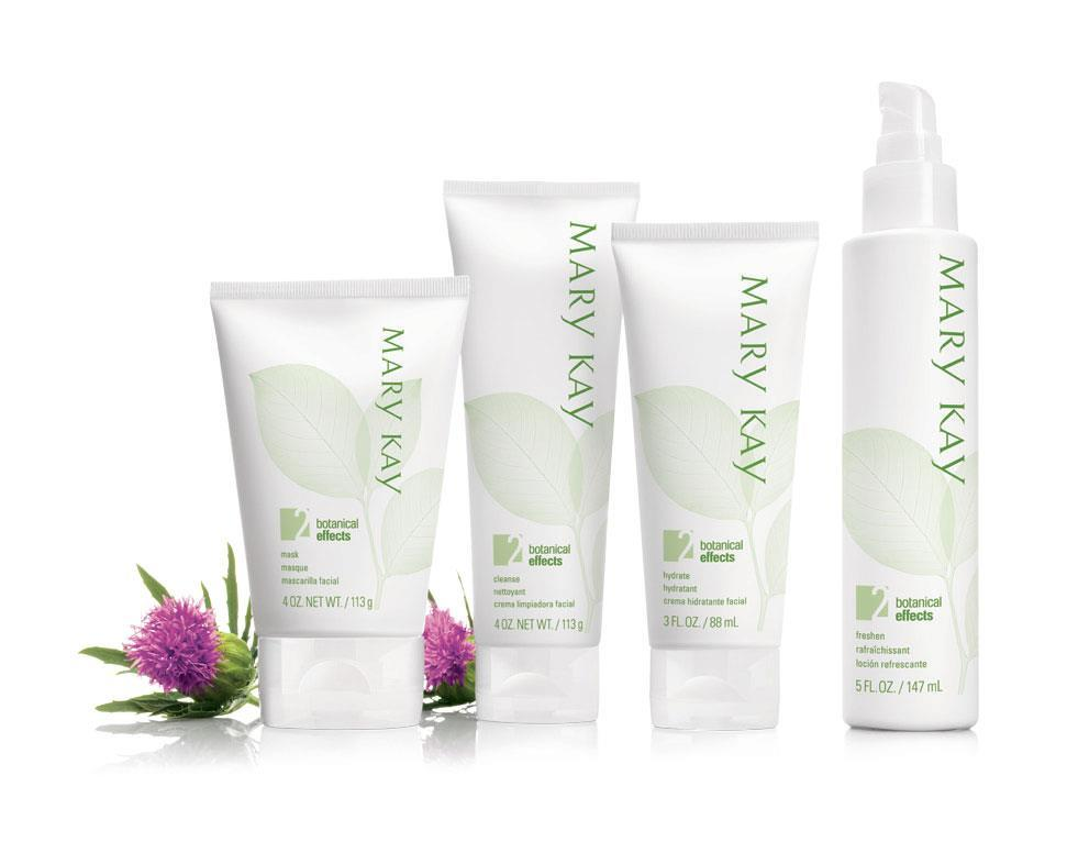 Botanical Effects Skin Care