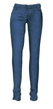 1 2 Jeans Choose an alternate shape to skinny if that suits you better, such as a wider leg.