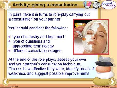 4 The Consultation Process: 15 slides, 6 Flash activities learn what the consultation process is explore the important role played by the consultation process understand what