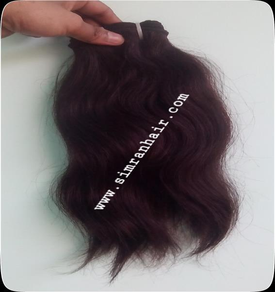 WHY INDIAN HAIR? Indian hair is highly preferred in the hair industry because of its flexibility, durability, and texture.