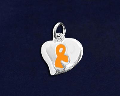 Oval Ribbon Charm.