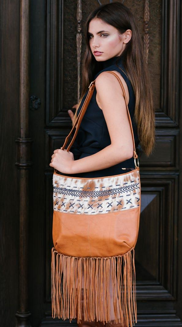 B70066 Handcrafted Boho Bag Dimensions: 35L 31.