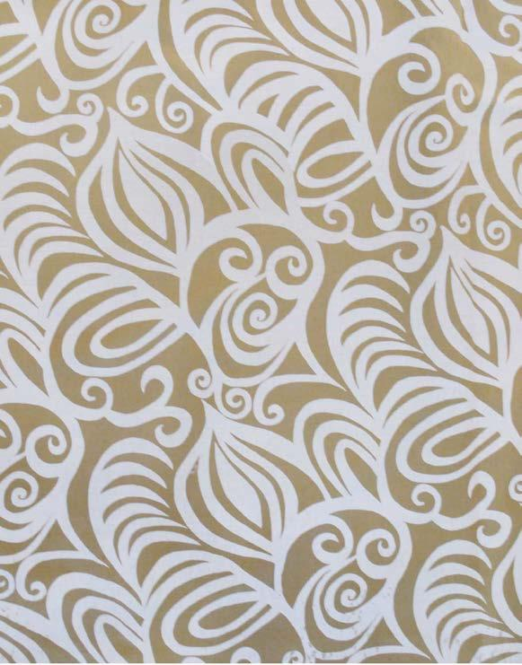 Irish linen Fat scroll