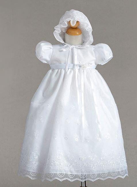 Christening Dress & Bonnet Sizes