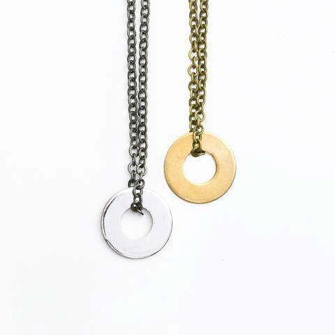 NECKLACES REFILL (BRASS & NICKEL) $80 MSRP $40 WHOLESALE PER
