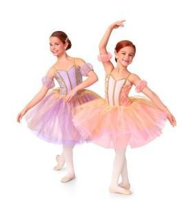 Wednesday 5pm Ballet with Vanessa Dance of the Maids Color: Orchid Hair: Clean, High Ballet Bun w/ rhinestone barrette