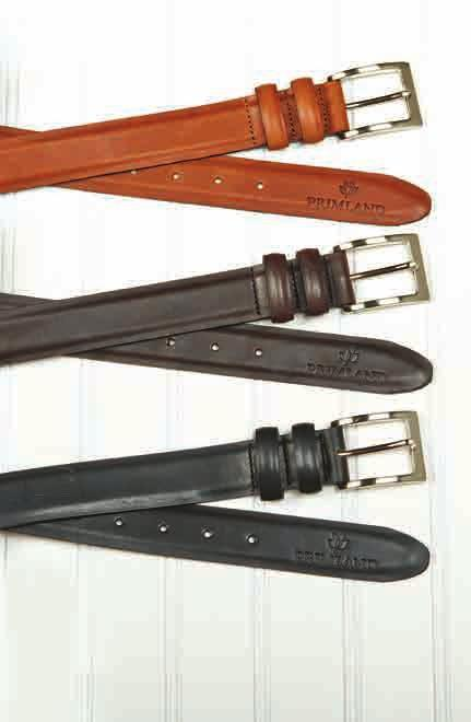 YRI s Classic Leather Belt Collection Made