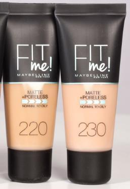 20 SAND 6111041106973 50 MAYBELLINE FIT ME FDT TB.