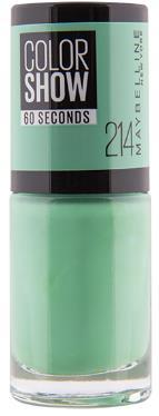 MAYBELLINE VAO COLOR SHOW NU 214 GREEN WITH