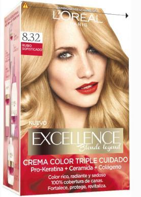 LOREAL EXCEL 8.