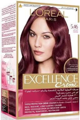 LOREAL Excellence Red FR/EN/AR 5,46 3610340041617 71