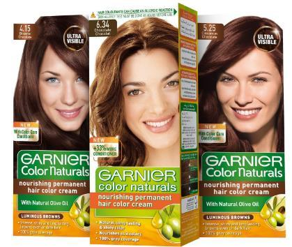 GARNIER Color naturals 60ml kit FR/AR 6.
