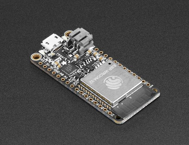 Overview Aww yeah, it's the Feather you have been waiting for! The HUZZAH32 is our ESP32-based Feather, made with the official WROOM32 module.