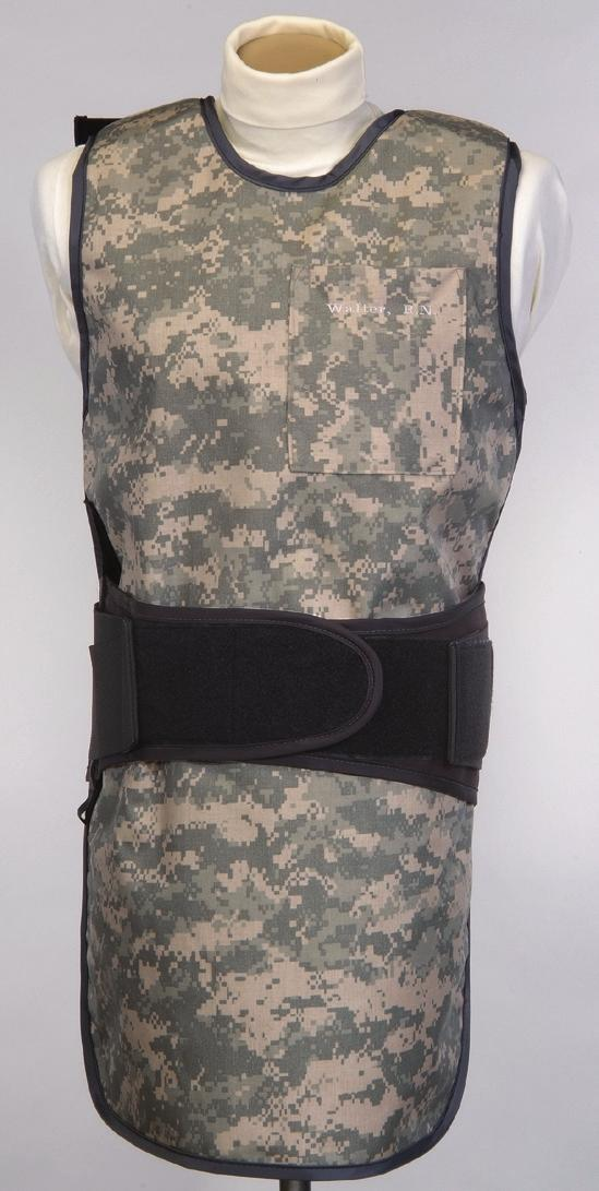 F-300 Designed for surgical settings, this apron has