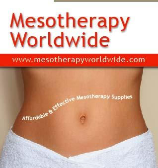 TIPS, TOOLS & TECHNIQUES The World of Mesotherapy MESOTHERAPY WORLDWIDE 2005 To order you own complete copy of the CD and Printed version of Tips, Tools & Techniques The World of Mesotherapy for only