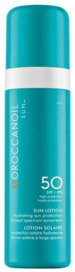 sun protection helps protect from UVB/UVA SUN OIL hydrating sun protection broad spectrum SPF 15 5.0 FL.OZ. / 150 ml SRP: $32.
