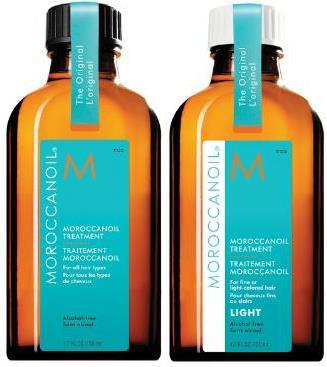 Hair Collection - Moroccanoil Treatment - 1.7 FL.OZ. / 50 ml SRP: $34 (US); $36 (CA) 0.85 FL.OZ. / 25 ml SRP: $15 (US); $17 (CA) MOROCCANOIL TREATMENT For all hair types The essential styling foundation for all hair types.