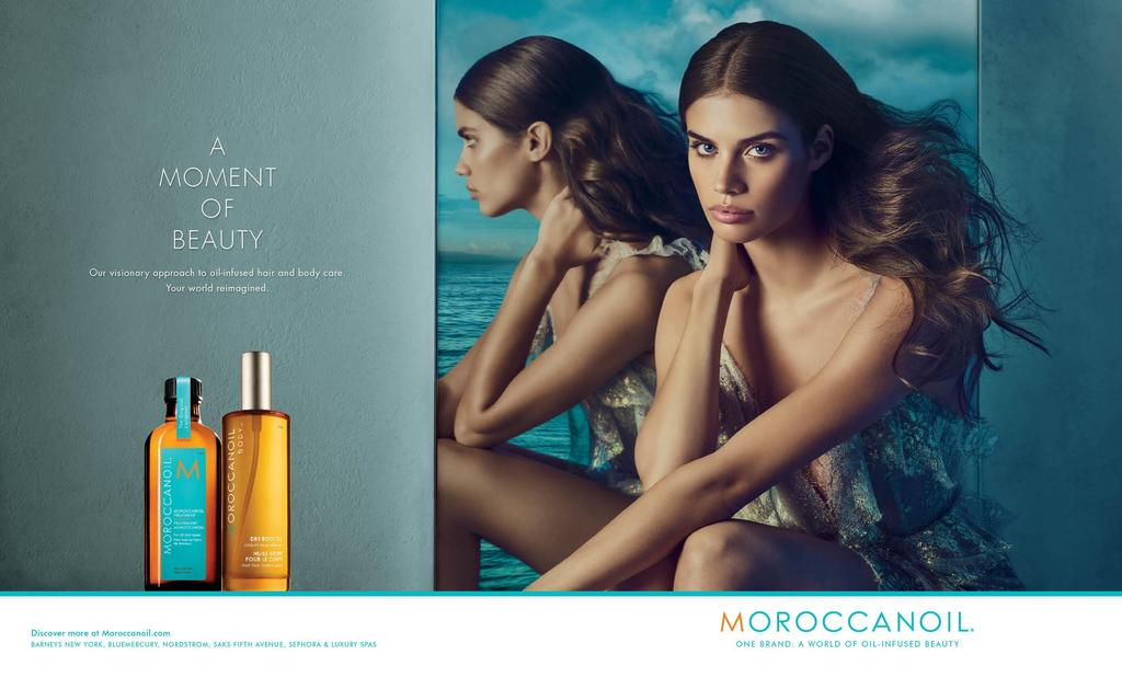 Our new Moroccanoil