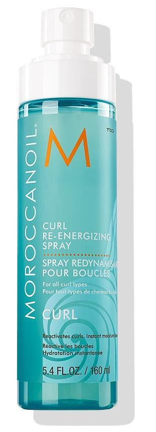 Re-energizing Spray 160ml Curl