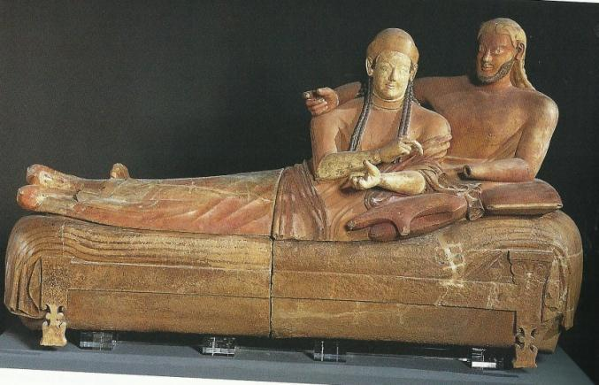 P a g e 88 Figure 17: The reclining Bride-and-Groom