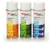 3M Novec Aerosol s Product Cross Introduction This Product Cross is intended to assist customers in identifying the 3M Novec Aerosol product that most closely matches the performance characteristics