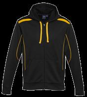 style features no drawstring in hood -
