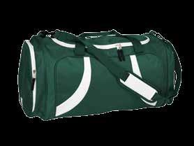 SPORTS BAG 690mm (L) x 290mm (W) x 340mm (H) 600D Polyester Oxford Fabric with PVC Coating
