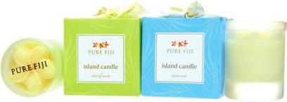 Available in Coconut, Pineapple, Mango, Starfruit, White Gingerlily, Passionflower & Frangipani