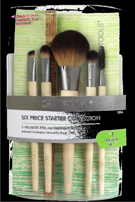 Brush Collections Item # 1206 1213 1227 Name Six Piece Starter
