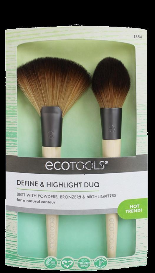Brush Collections Item # 1654 1272 1653 Name Define & Highlight Duo Day to Night