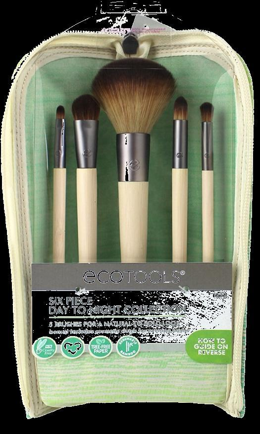 cut brushes that illuminate facial Contours and add extra definition to
