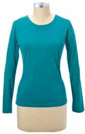 comfy and cozy too. It has a v-neck and side seams.