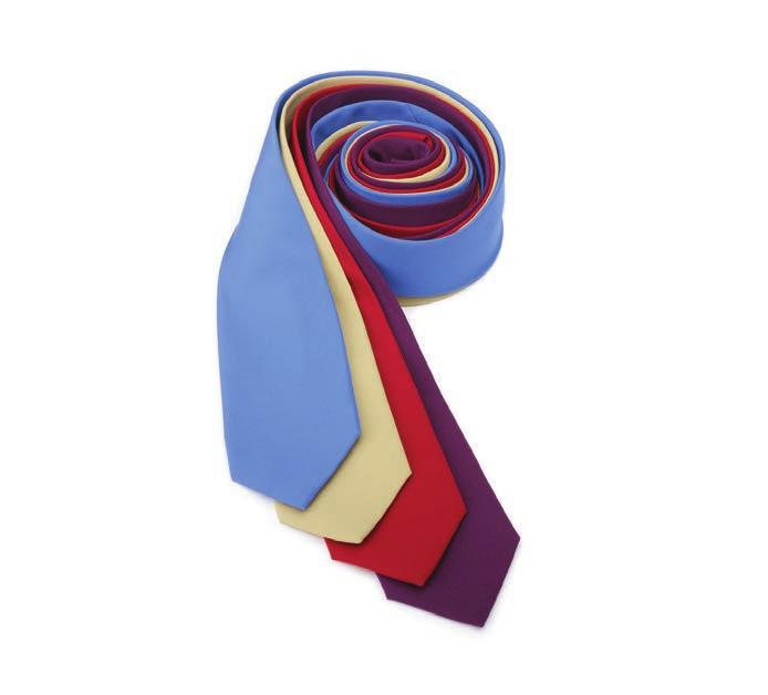 NECKWEAR 307 Margarita 059 Brick 061 French Blue 509