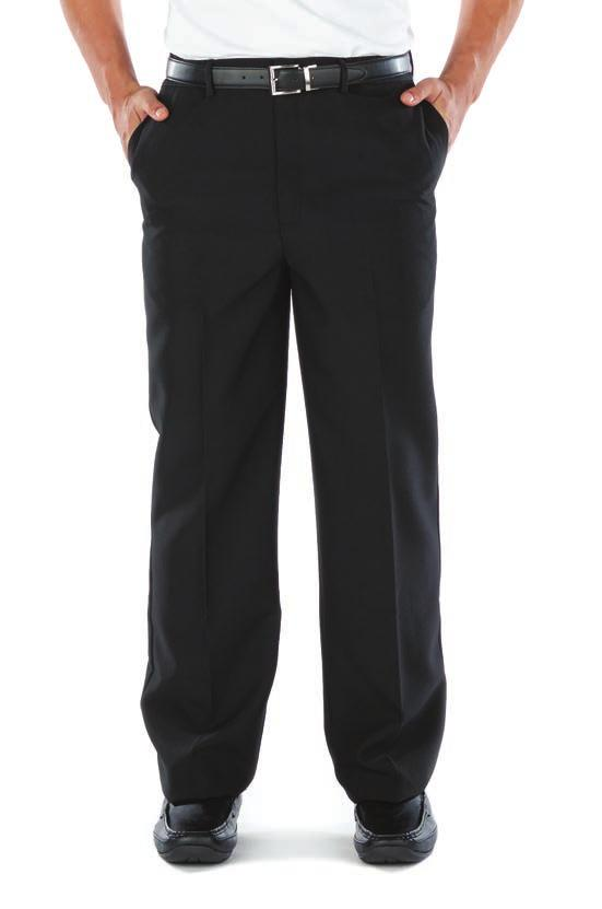 ESSENTIAL POLYESTER PANTS Easy Fit Pant 2793 Men s / 8793 Ladies $25. 90 No-Pocket Pant 2796 Men s / 8794 Ladies $24.
